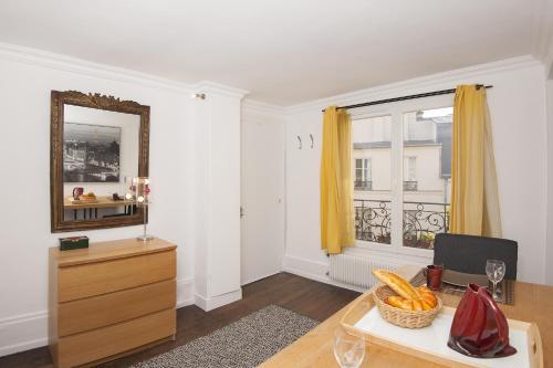 Parisianhome - Appartement 4 personnes quartier Montorgueil