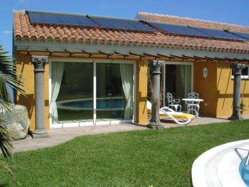 Gartenhaus In Tacoronte In Spain