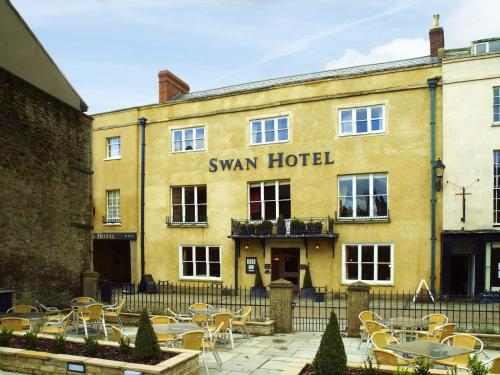 Photo of Best Western Plus Swan Hotel Hotel Bed and Breakfast Accommodation in Wells Somerset