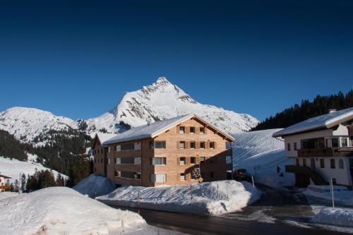 Alpenappartement Bergkönig - Apartment mit 2 Schlafzimmern und Terrasse