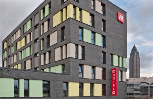 MEININGER Hotel Frankfurt/Main Messe impression