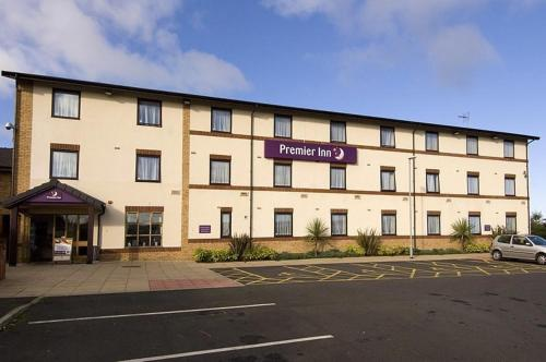 Premier Inn Blackburn Central