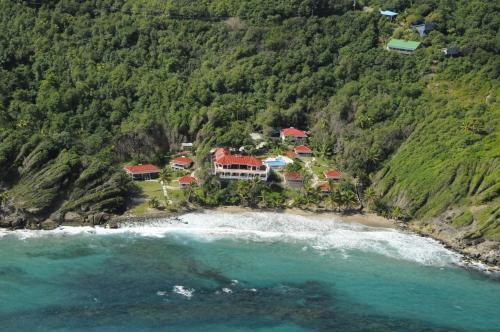 Petite Anse Hotel, Mount Alexander