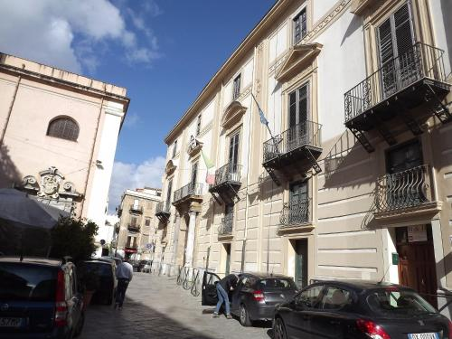 I Cavalieri di Malta front view