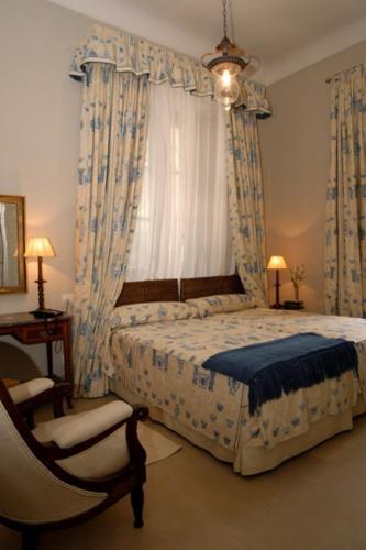 Habitación Doble - 1 o 2 camas Casa Viña de Alcántara 4