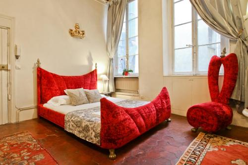 La Traviata Historical Loft