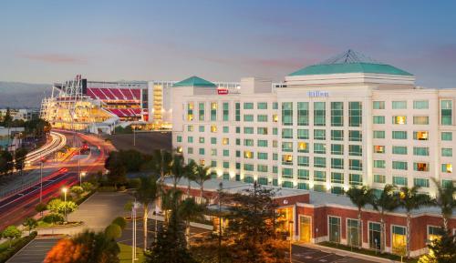 Hilton Santa Clara CA, 95054
