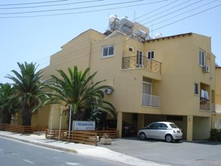 Ayia Napa Apartment front view