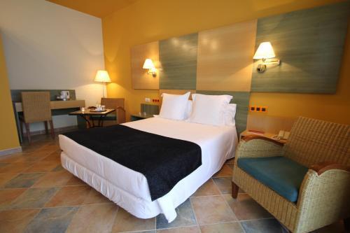Superior Double Room Hotel de la Moneda 1