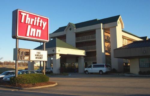 Thrifty Inn Paducah KY, 42001