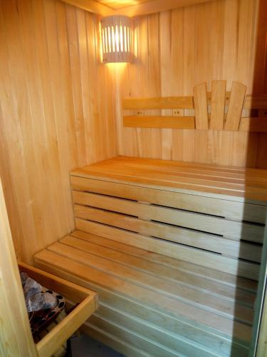 Suite júnior amb sauna (Junior Suite with Sauna)