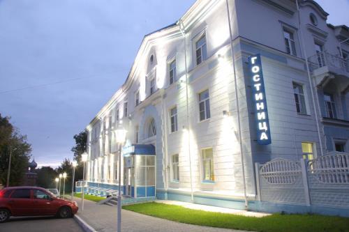 Отель Snegurochka Hotel 3 звезды Россия