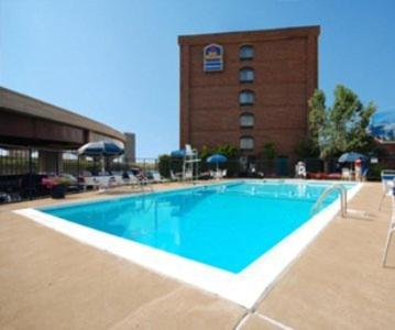 Photo of Best Western Springfield Hotel Bed and Breakfast Accommodation in Springfield Virginia
