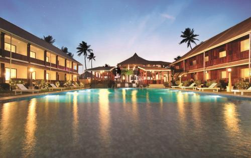Отель Sea Lagoon Health Resort 4 звезды Индия