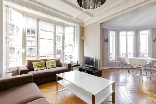 Squarebreak - Apartment for 4 people between the Eiffel Tower and Porte de Versailles