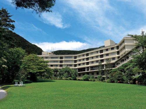 Hakone Hotel Kowakien front view