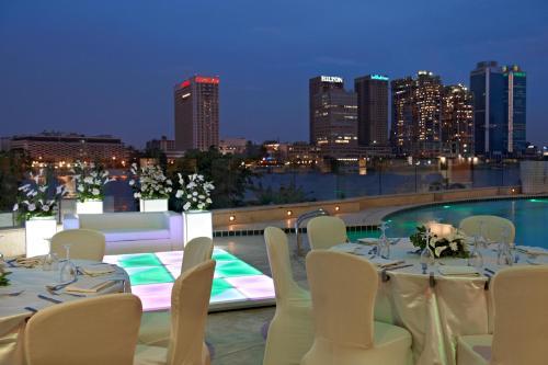 Hilton cairo zamalek residences cairo for Terrace hilton zamalek