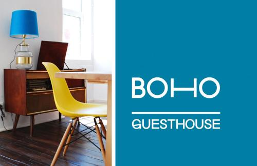Hotel Boho Guesthouse Rooms & Apartments