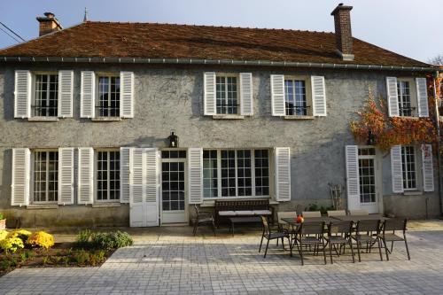 Chambre d'hôtes Le Clos St Pierre B&B