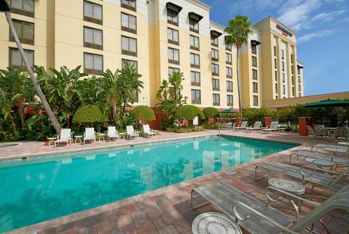 Springhill Suites By Marriott Tampa Westshore FL, 33607