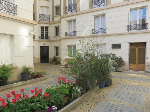 """Appartement d'hôte """"Aux Batignolles"""