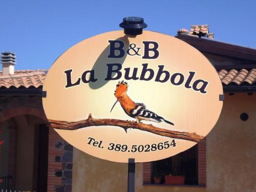 B&B La Bubbola