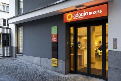 Aparthotel Adagio Access Bruxelles Europe Aparthotel photo 27
