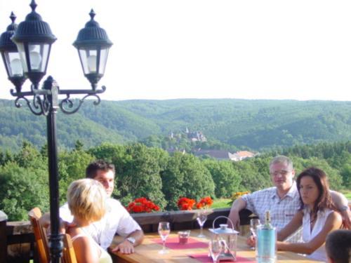 Hotel und Gasthaus Rammelburg-Blick photo 5