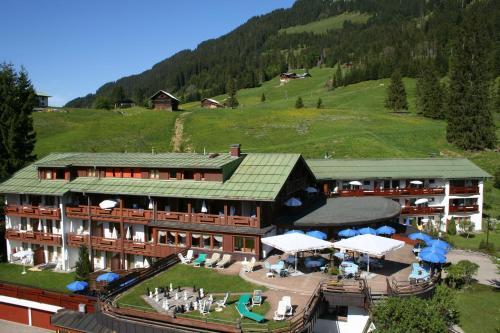 IFA Alpenhof Wildental Hotel
