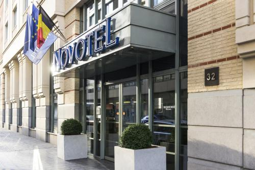 Novotel Brussels City Centre photo 16