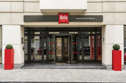 ibis Hotel Brussels Centre Ste Catherine photo 24
