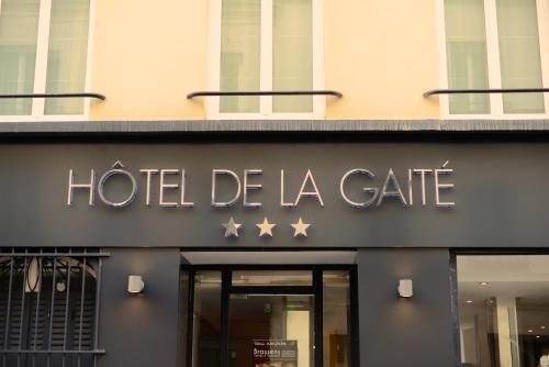 Hôtel de la Gaîté