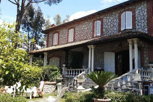 foto Villa La Rugantina (Punta Rossa (San Felice Circeo))