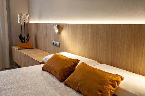 Doppel- oder Zweibettzimmer Hotel Barrameda 3