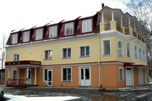 Отель Hotel Uyut 3 звезды Россия
