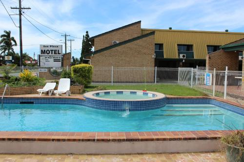 Picture of Sun Plaza Motel