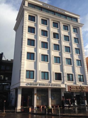 Отель New Tigris Hotel 3 звезды Турция