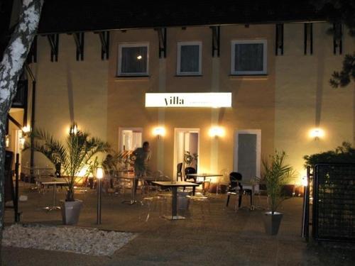 Отель Villa Italia 0 звёзд Венгрия