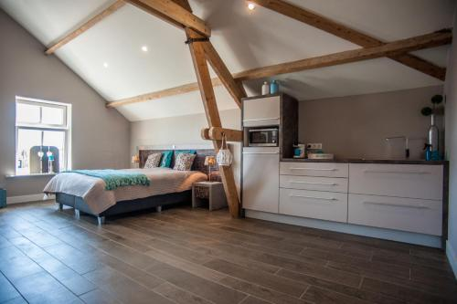 Grote tweepersoons- of twinkamer (2 aparte bedden) (Large Double or Twin Room)