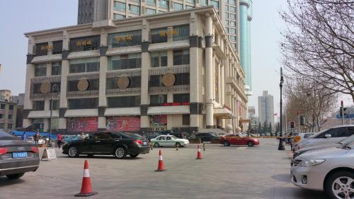 Dalian Yidian Yijing Huayuan Apartment