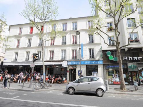 Picture of Hipotel Paris Gambetta République