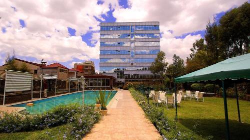 Orange River Hotel Apartments, Addis Ababa
