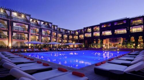Hôtel Hotel Marrakech
