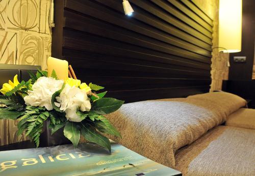 Habitación Doble (1 adulto) - 1 o 2 camas Hotel Gastronómico Casa Rosalia 1