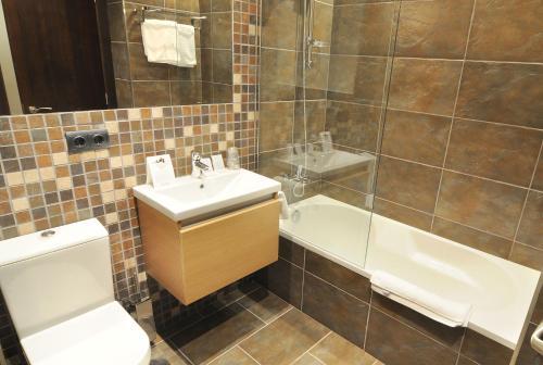 Habitación Doble - 1 o 2 camas Hotel Gastronómico Casa Rosalia 1
