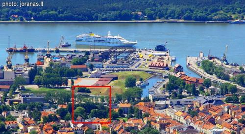 Picture of Svečių Namai - Pilies Papėdėje