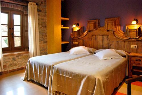 Habitación Doble - 1 o 2 camas Posada Real La Lechería 1