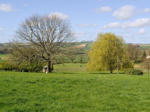 Burghley Barn