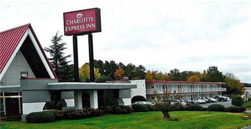Charlotte Express Inn NC, 28208