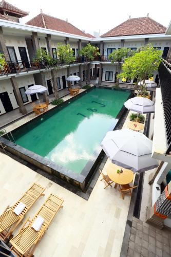 Отель Asoka City Bali 2 звезды Индонезия